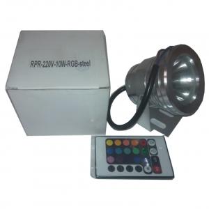 Светильник потолочный RPR 10W, 220В, RGB