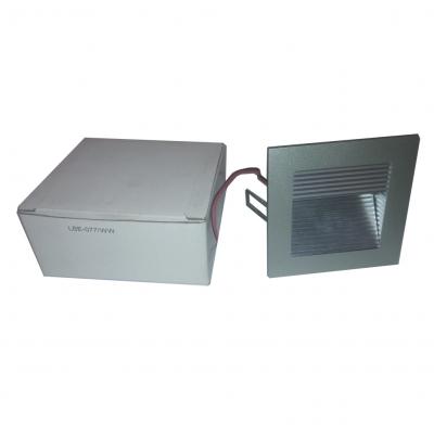 Светильник потолочный LBE 077 1x3W, 220В, белый 2700К