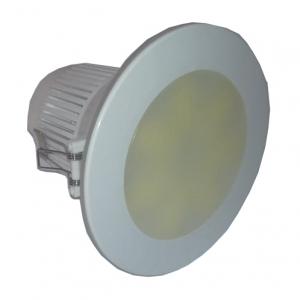 Светильник потолочный 10W, 220В, белый 4000К