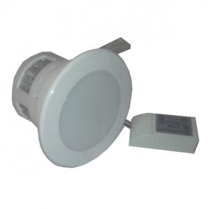Светильник потолочный 7х1W 220В, белый 2700К