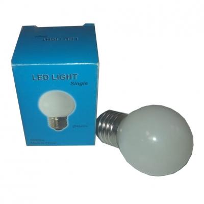 Светодиодная лампа Led Light E27 4LED, зеленый, красный, синий, желтый