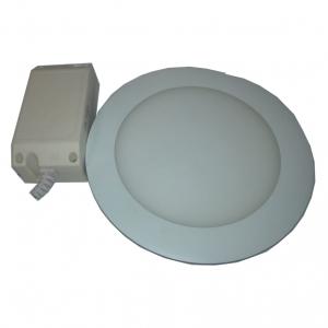 Светильник потолочный DL11 3528 11W, 220В, белый, диам 18 см.