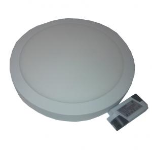 Светильник потолочный BOLUN 26W, 220В, белый 2700К, диам 30 см.