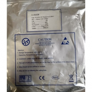 Светодиодная герметичная лента MAGIC 300LED 5050 12В 40Вт/м, Magic RGB