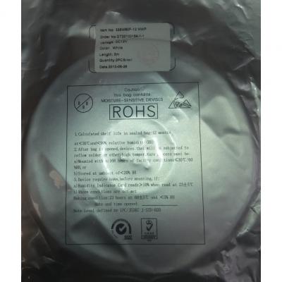Светодиодная герметичная лента бокового свечения 300LED 335 12В 14Вт/м, белый 6000K