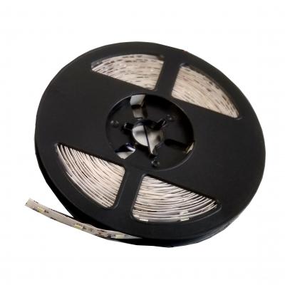 Светодиодная интерьерная лента ГОБО 2835 300LED 12В 4,8Вт/м, белый 6000К