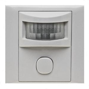Детектор движения настенный LX19B белый корпус 600Вт