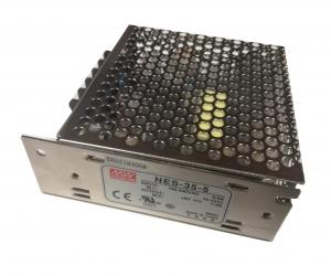 Блок питания интерьерный MEAN WELL MW NES-35-5 5В 35Вт IP20