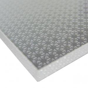 Южнокорейское оргстекло с тисненой матрицей LGP для торцевой подсветки 3мм