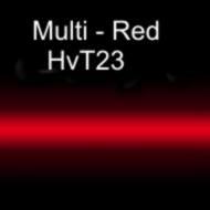 Неоновая трубка цветная MULTI-Red HvT 23 10 мм