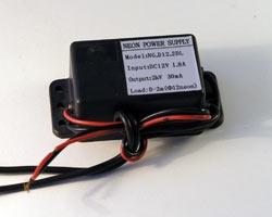 Электронный конвертор 12V автомобильный 5 20