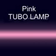 Неоновые трубки с люминофором Pink TUBO LAMP