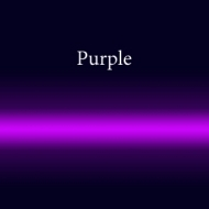 Неоновая трубка с люминофором Purple EGL 8мм