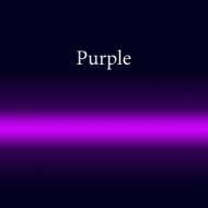 Неоновая трубка с люминофором Purple E-90 15мм