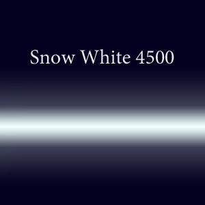Неоновая трубка с люминофором  Snowhite 4500 EGL 18мм
