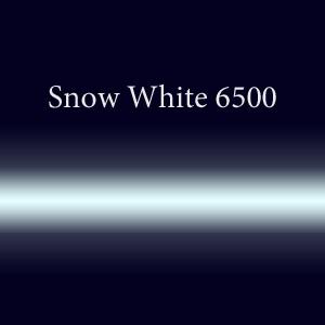 Неоновая трубка с люминофором Snow White 6500 EGL 15мм