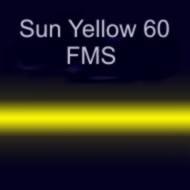 Неоновые трубки с люминофором Sun Yellow 60 fms