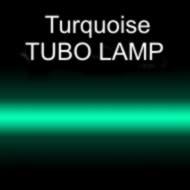 Неоновые трубки с люминофором Turquoise TUBO Lamp