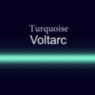 Неоновая трубка с люминофором Turquoise Voltarc 12мм