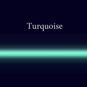Трубка неоновая с люминофором  Turquoise EGL 15мм