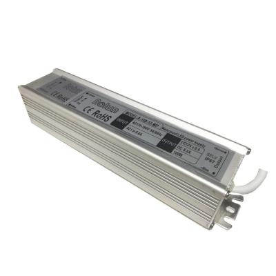 Блок питания герметичный 12В 100Вт IP67 BOLUN