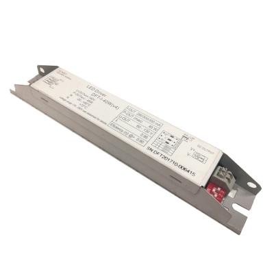 Светодиодный драйвер DFT-I-40W 40Вт 280-300 мА, IP20
