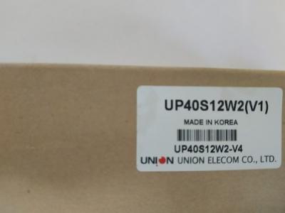 Блок питания UNION UP40S12W2(V1) 12В, 3,3A, 40Вт