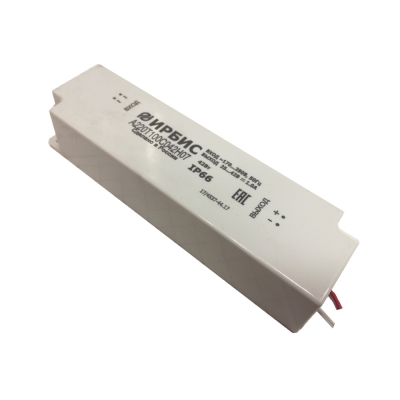 Светодиодный драйвер ИРБИС ДРАЙВЕР A220T100C042H07 42W, 1A, IP66
