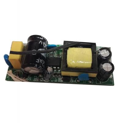 Светодиодный драйвер без корпуса, 30Вт, 900мА, IP20