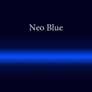 Неоновые трубки с люминофором Neo Blue (CSB/HD71)  Neon.ru 15мм