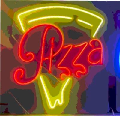 Светильник Pizza