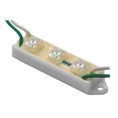 """Светодиодный модуль """"пиранья"""" 3 диода модель RFS48"""